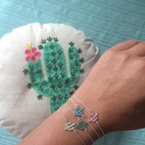 Pulsera cactus