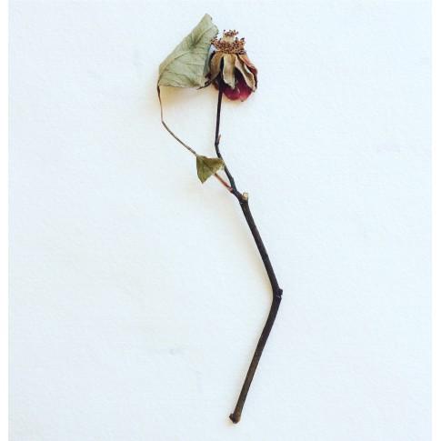 Colgante personalizado con flor