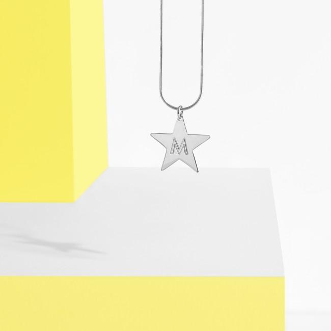 Colgante estrella