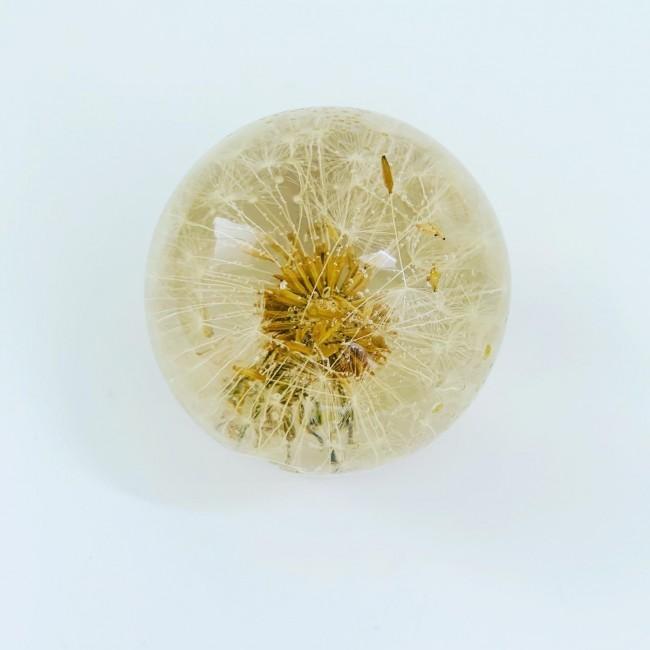 Midi esfera con diente de león 4