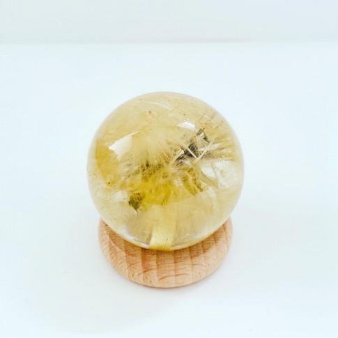Midi esfera con diente de león 5