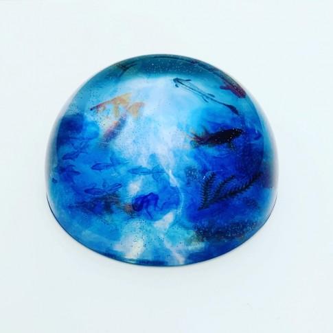 Midi esfera océano