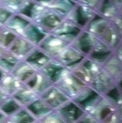 Lila + turquesa metalizado