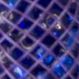Lila + azul oscuro redondo
